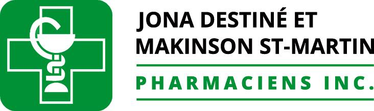 Jona Destiné et Makinson St-Martin Pharmaciens Inc.